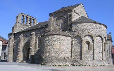 Prévenchères : Son église