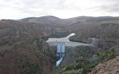 Le barrage de Puylaurent